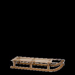 Luge en bois