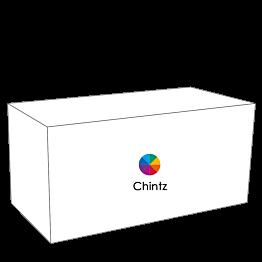 Buffet pliant Chintz 100 x 200 cm  - Délai 48 H ; CZTT