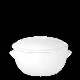Cocotte ronde Ø 22 cm H 11 cm 300 cl avec couvercle