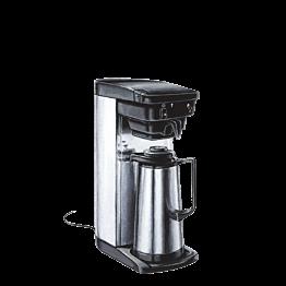 Machine à café isotherme + 1 paquet de 4 doses de café