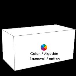 Buffet pliant coton gratté 100 x 200 cm - Délai 48 H ; CGTT