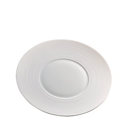Assiette plate Hémisphère Ø 27 cm