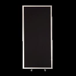Cloison alu sur pied H 201 cm x L 102 cm ; CG/SF délai 48 h