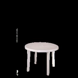 Table ronde de jardin Ø 98 cm