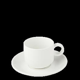 Tasse et sous-tasse à thé Bruges 22 cl
