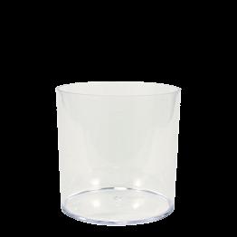 Vase cylindrique H 15 cm Ø 15 cm