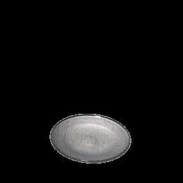 Assiette à pain Strass argent Ø 14 cm