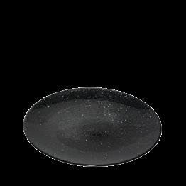 Assiette de présentation Strass noir Ø 32 cm
