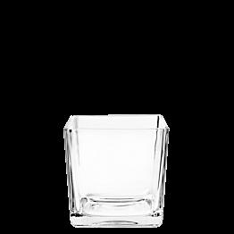Cube verre 6 x 6 cm 10 cl