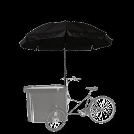 Parasol pour triporteur - délai 24H