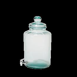 Bonbonne rétro 12,5 litres H 45 cm Ø 25 cm