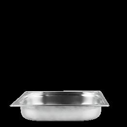 Compartiment petit modèle (GN 1/2) 6,5 cm de profondeur