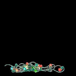 Guirlande lumineuse à leds  multi-couleurs 10 M