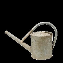 Arrosoir en zinc Vintage
