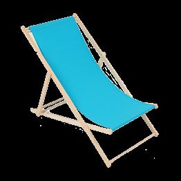Transat turquoise L 94 cm