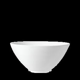 Saladier résine blanc Ø 28 cm H 15,5 cm 380 cl