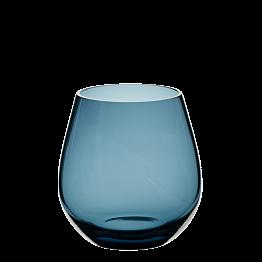 Gobelet Moon bleu Ø 9 cm H 6,5 cm 32 cl