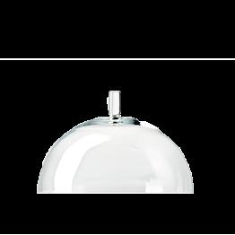 Cloche en verre Ø 24.5 cm H 19 cm