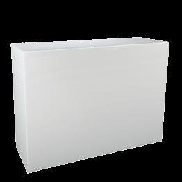 Comptoir lumineux autonome 50 x 150 H 110 cm