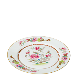 Assiette plate Pondichéry Ø 27 cm