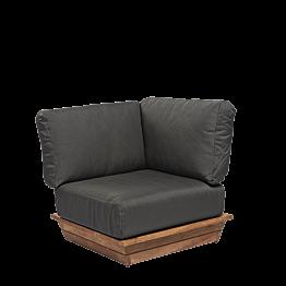 Module d'angle Lounge Grey