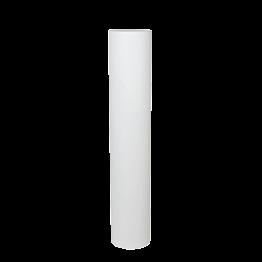 Cylindre lumineux autonome Ø 30 cm H 160 cm
