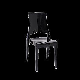 Chaise Marie-Louise noire
