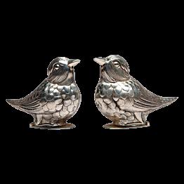 Salerons Birdy H 5 cm  - L 7,5 - P 3,5 cm