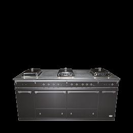 Buffet pliant piano de cuisine chafing dish 100x200 cm délai 72h