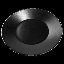 Assiette de présentation Onyx Ø 30 cm