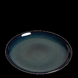 Assiette Corfou bleu Ø 27 cm