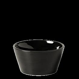 Bol Basque noir Ø 10,5 cm H 5,5 cm 24 cl