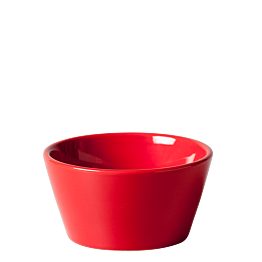 Bol Basque rouge Ø 10,5 cm H 5,5 cm 24 cl