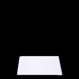 Plateau Soft blanc 30 x 40 cm