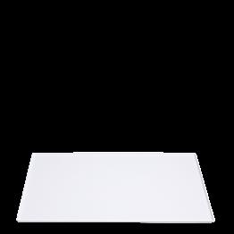 Plateau Soft blanc 40 x 60 cm