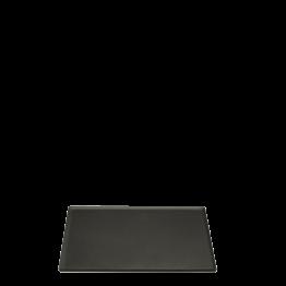 Plateau Soft noir 30 x 40 cm