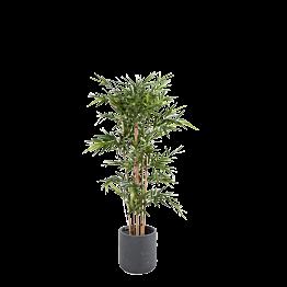 Bambou artificiel H 180 cm avec pot