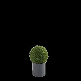 Boule de buis artificielle Ø 60 cm avec pot