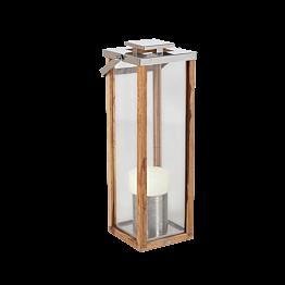 Lanterne Exo 29 x 23 x H 72 cm