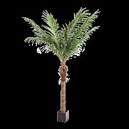 Palmier artificiel H 250 cm avec pot