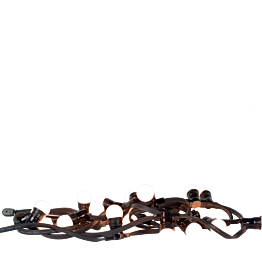 Guirlande lumineuse 5 m prolongeable (maximum 8 guirlandes)