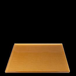 Plateau Soft doré 30 X 40 cm