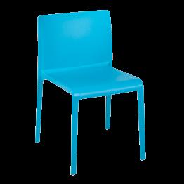 Chaise Sila bleue