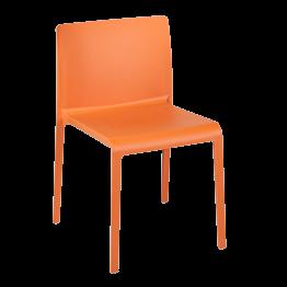 Chaise Sila orange