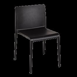 Chaise Sila noire