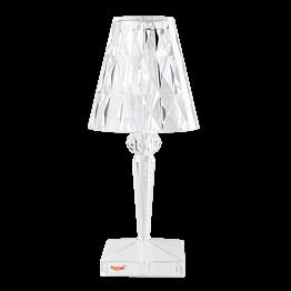 Lampe autonome Prisme H 22 cm