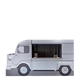 Décor food truck
