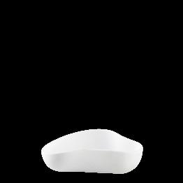 Galet blanc 10 x 6 x 3,5 cm 6 cl