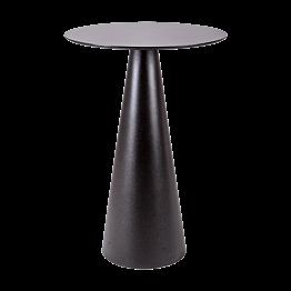 Mange-debout Icône noir Ø 69 H 106 cm