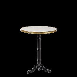 Table bistrot Ø 60 cm H 72 cm